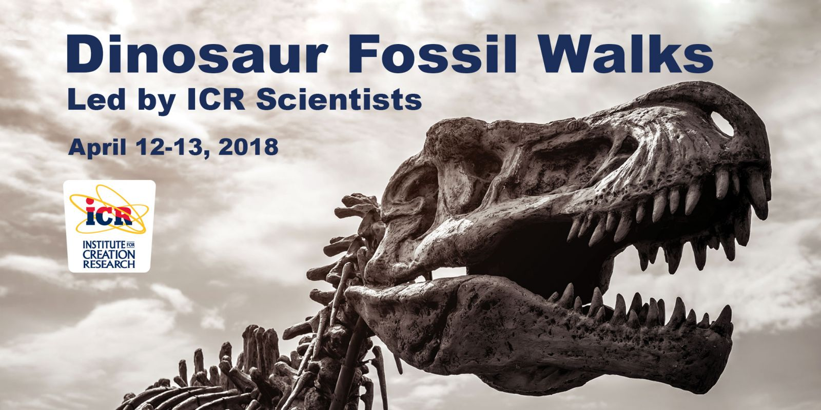 Dinosaur Fossil Walks