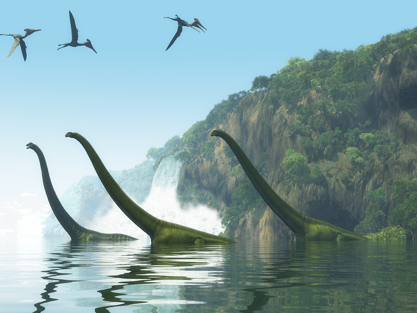 Secular Scientists Admit Dinosaurs Appeared Abruptly