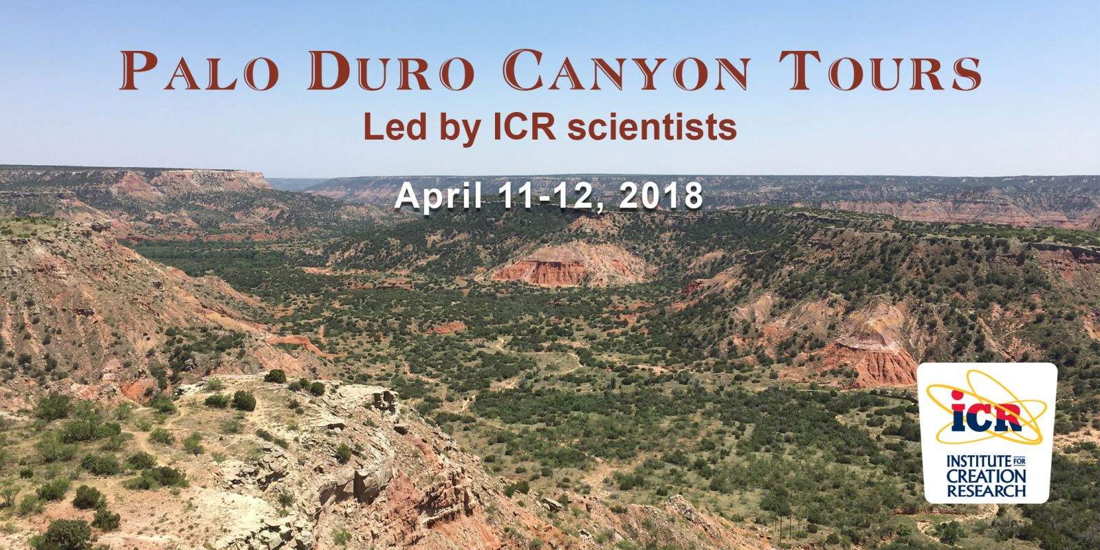 Palo Duro Canyon Tours