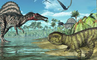 Solving the Missing Tropical Dinosaurs Mystery?