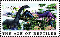 The artwork on this 1970  U.S. postage stamp was an icon for over three decades.