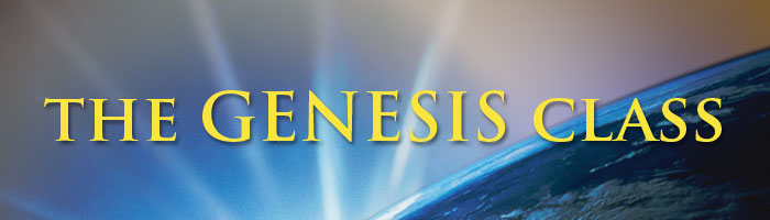 Welcome to the Genesis Class!
