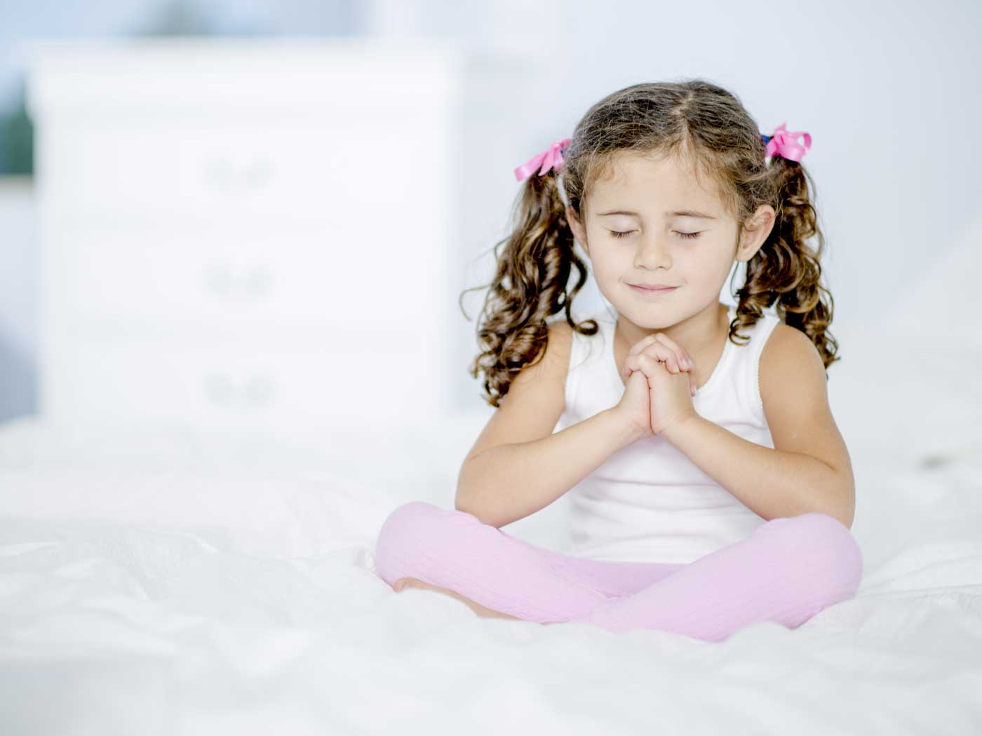 Childlike Trust: God's Antidote for a Troubled Mind
