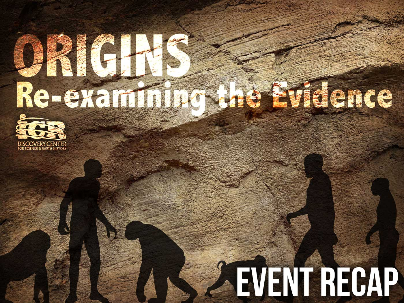 Event Recap: ICR Scientists Examine Human Origins