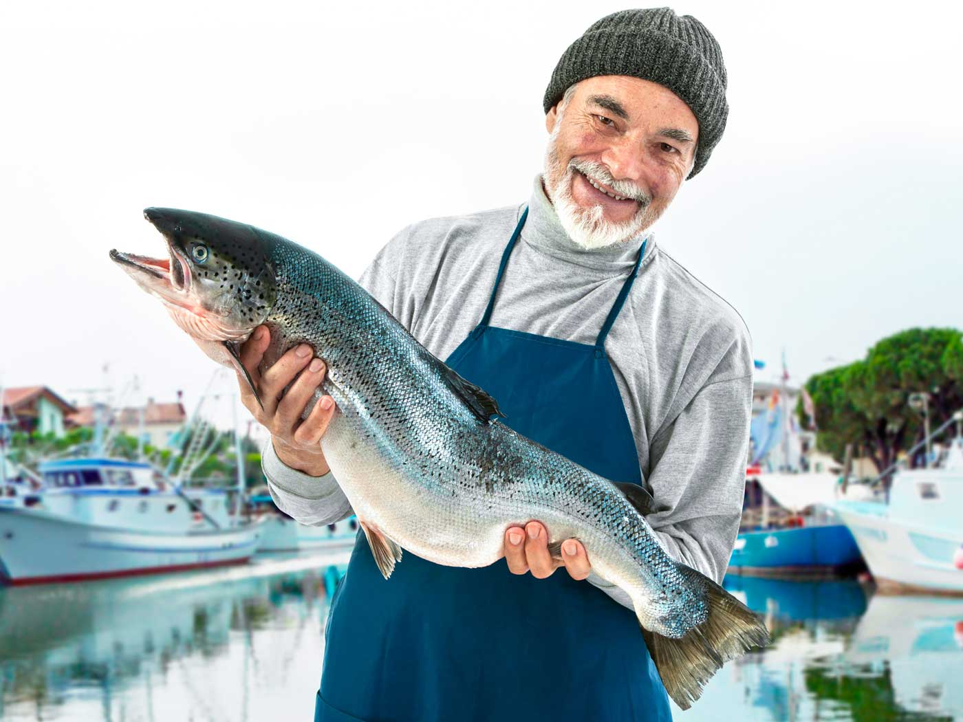 God's Plan Is Best: Salmon Need Saltwater Acclimation