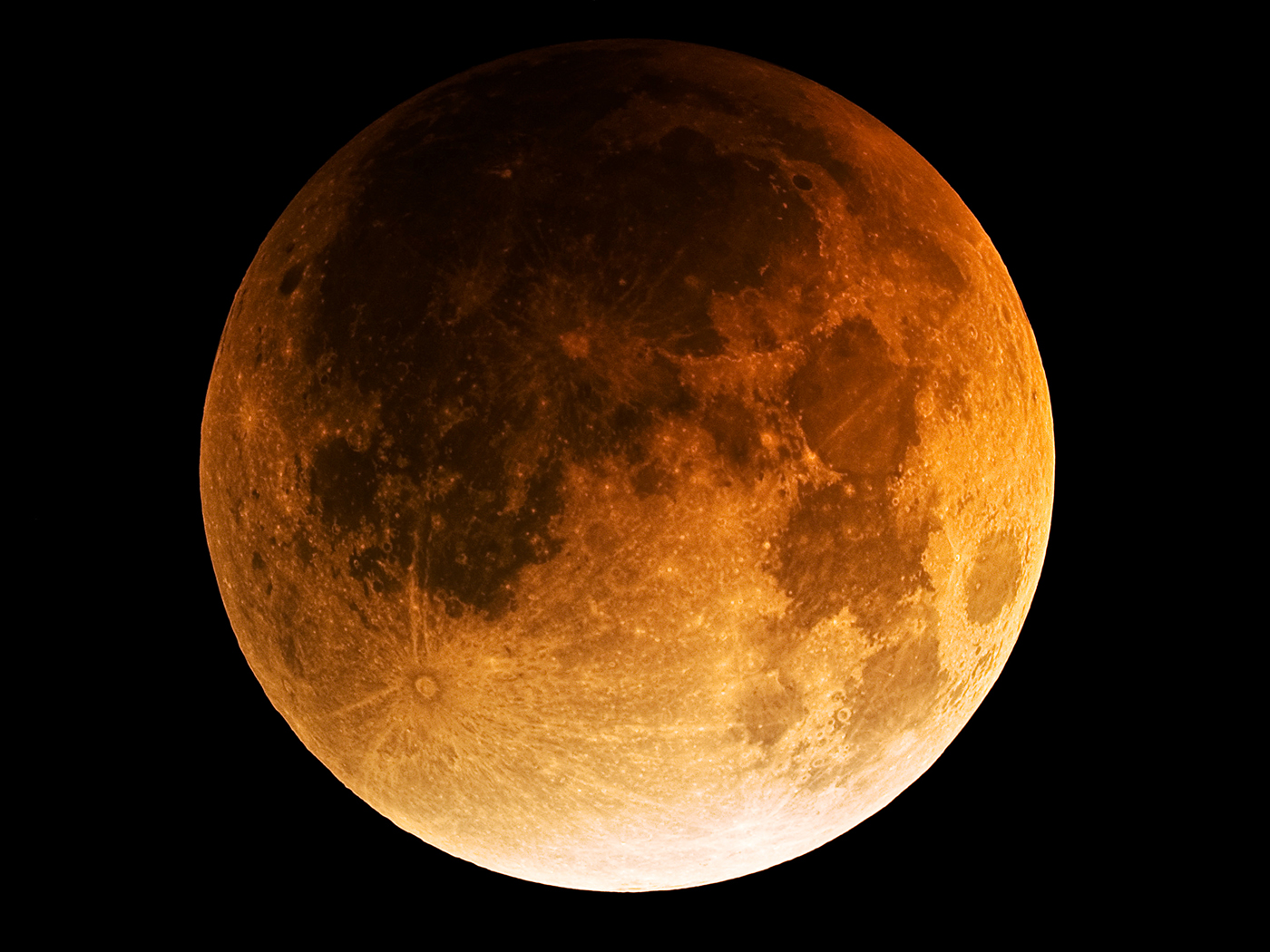 Meteorite Impact Observed During Lunar Eclipse
