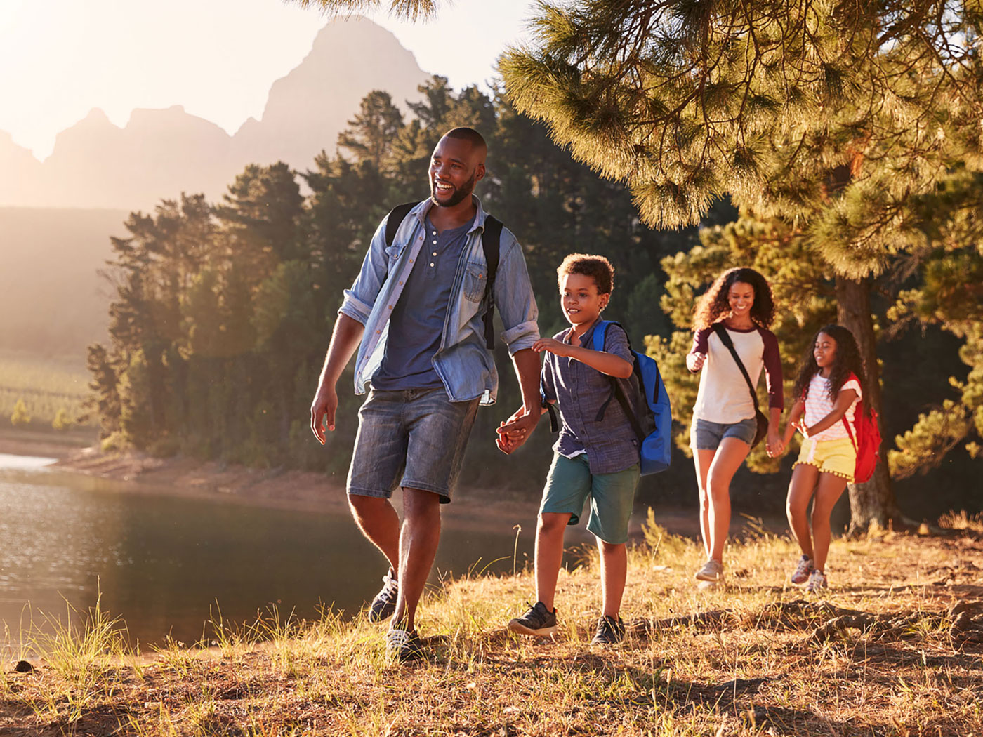 Nature Walks for Young Scientists
