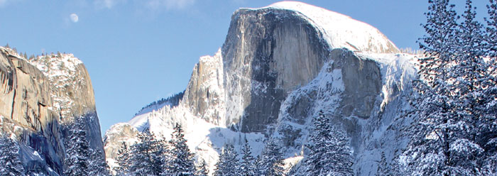 An Ice Age in Yosemite National Park