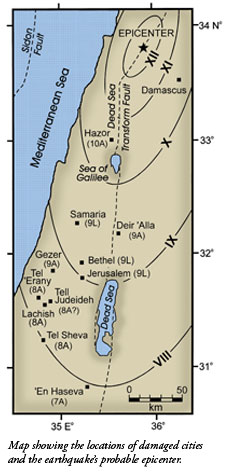 The Scientific And Scriptural Impact Of Amos Earthquake The