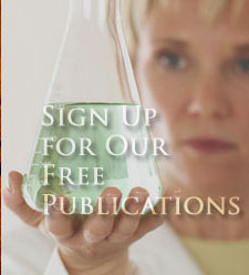 Sign Up for our free publiations
