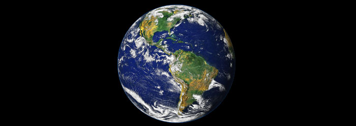 Circle earth